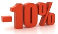 HOW TO GET 10% DISCOUNT